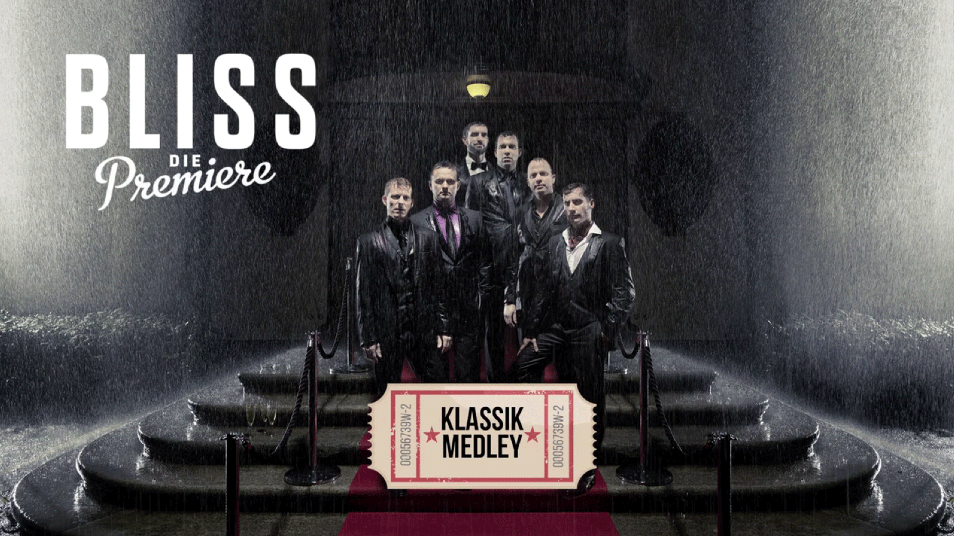 BLISS – Klassik Medley / DVD Produktion