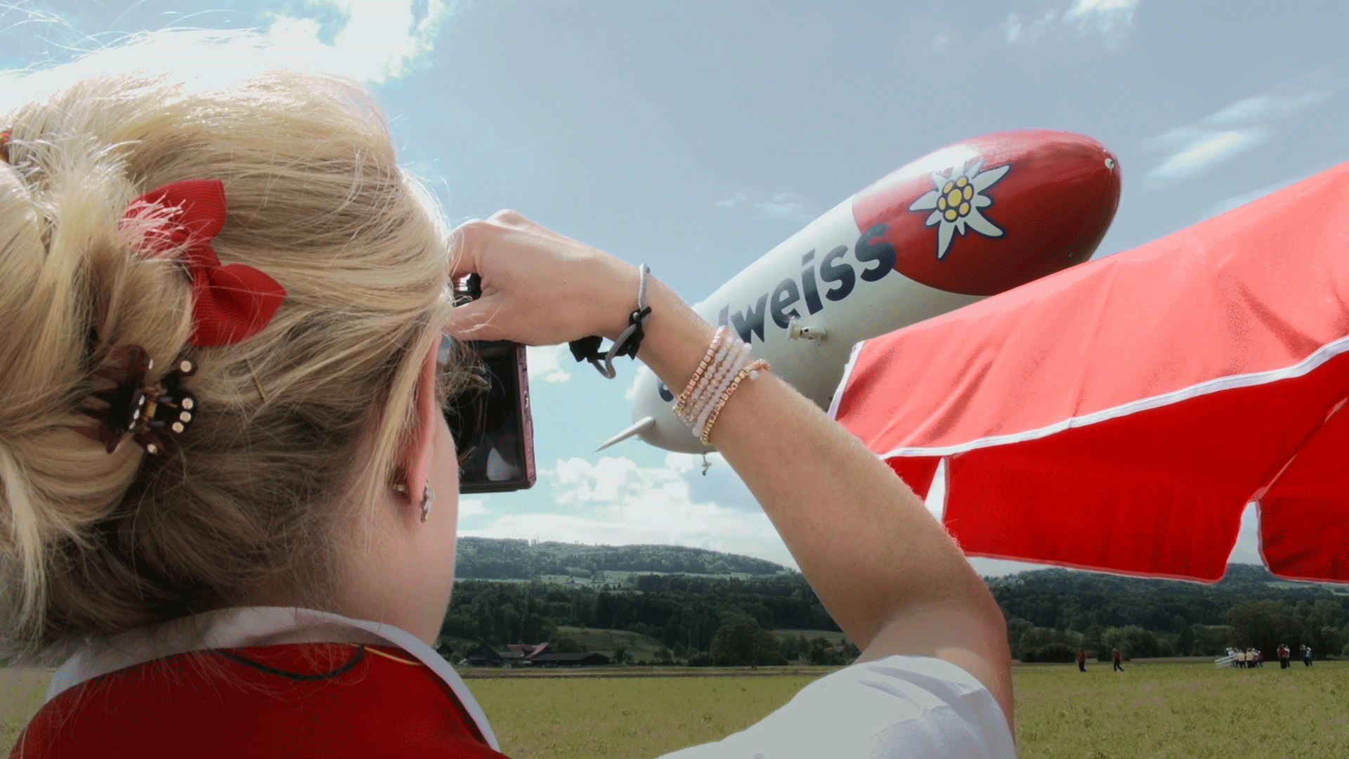 EDELWEISS AIR – Zeppelin