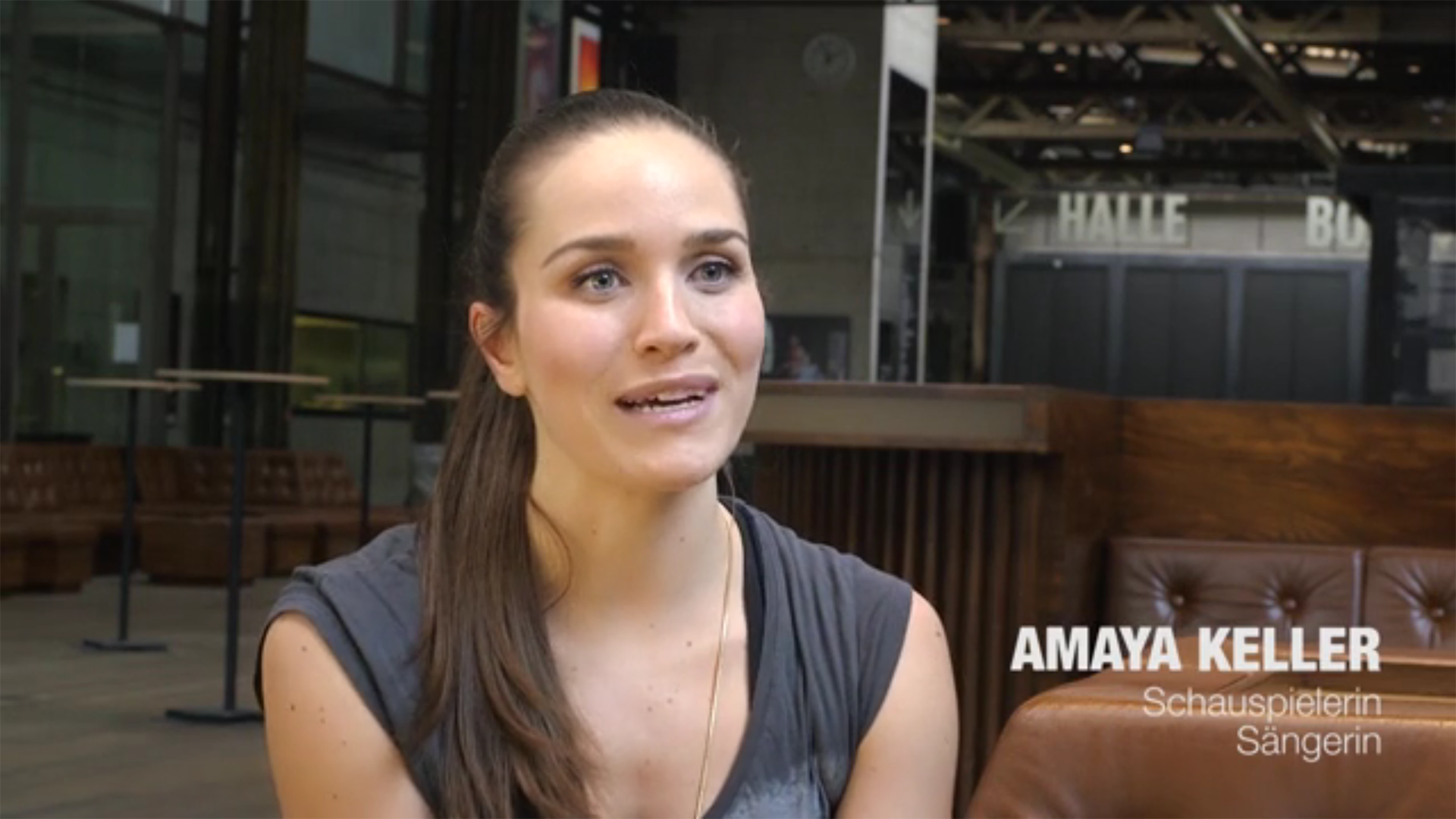 AMAYA KELLER – Portrait / Interview