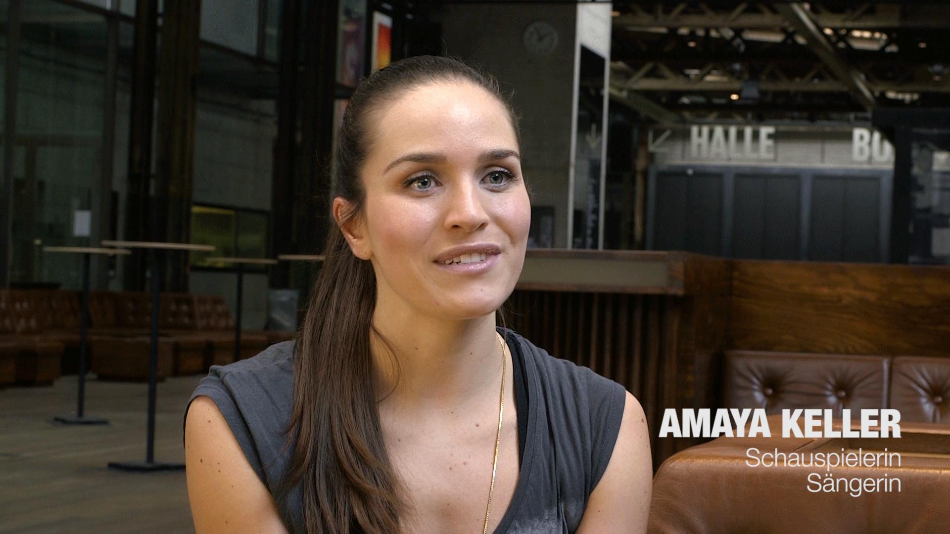 AMAYA KELLER – Portrait / Interview