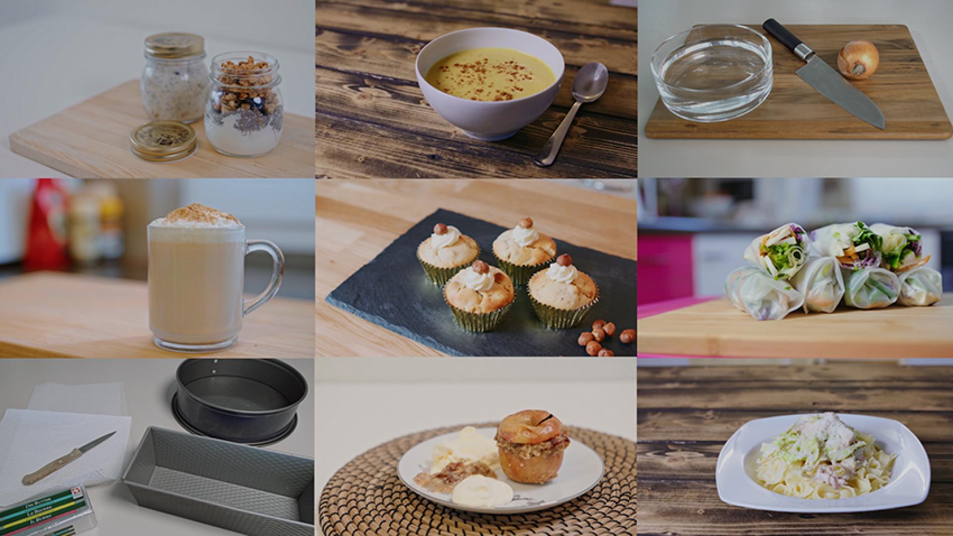 SWISSMILK – Chochdoch der Foodblog