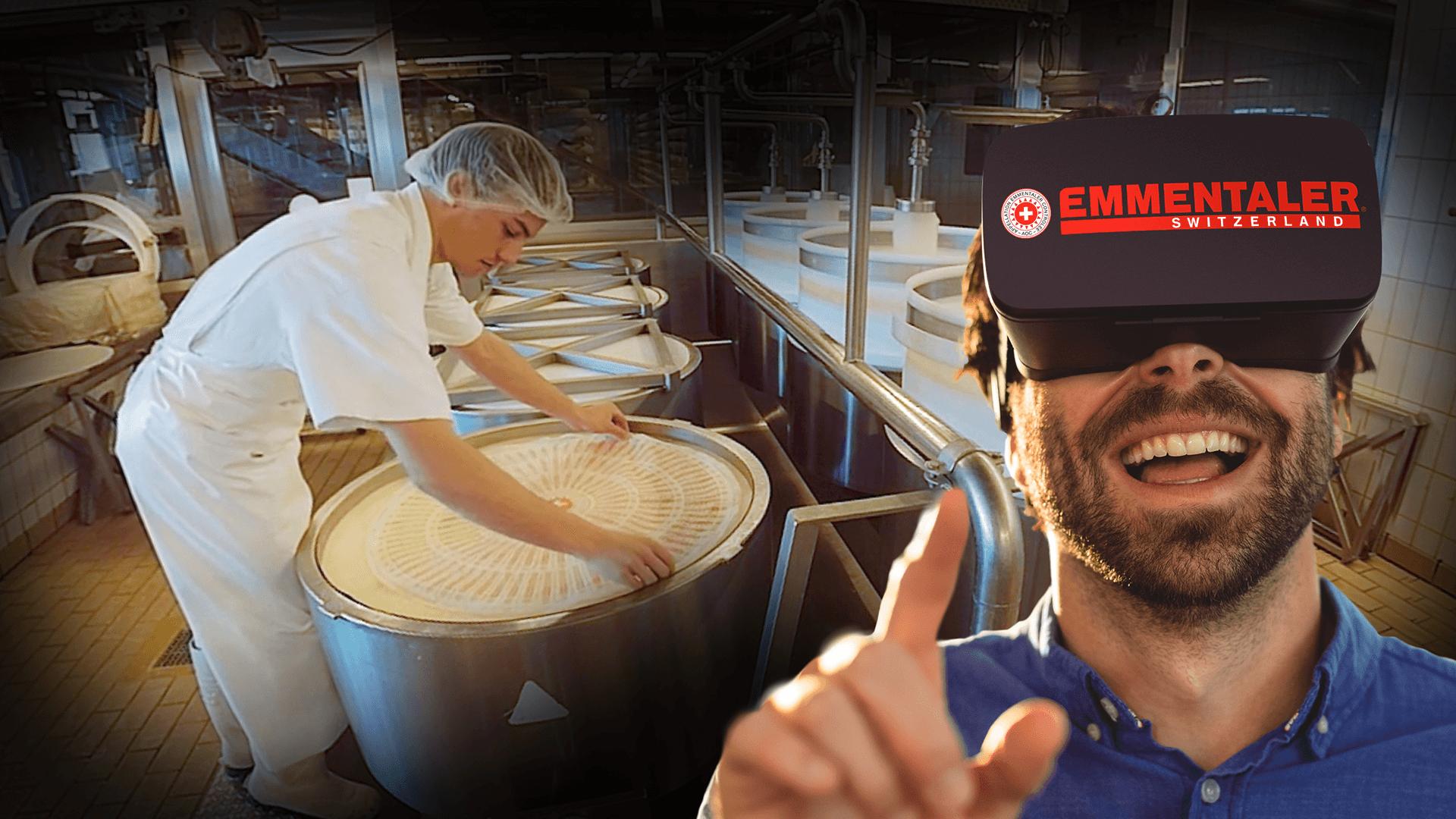 EMMENTALER AOP –  360-Grad -Film